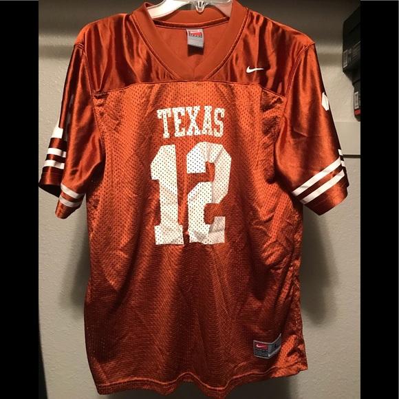 new product 2fb71 a314b Texas Football Jersey - Colt Mccoy